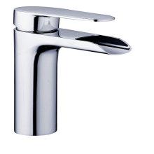 Faucet de lavatório de uma única cata de cachoeira