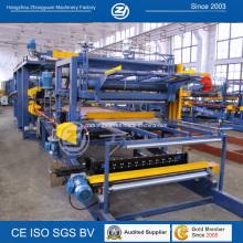 Машина для производства рулонной бумаги сэндвич-панели EPS