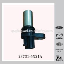Capteur automatique de meilleur prix 23731-6N21A Capteur de position de vilebrequin Bosch