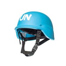 Bulletproof UN Blue Helmet Lightweight Bullet Proof Helmet for Special Forces and Military