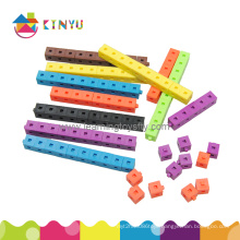 Plastic Linking Centimeter Cubes