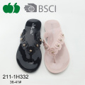 New Fashion Summer high Quality Beach Pvc Flip Flops