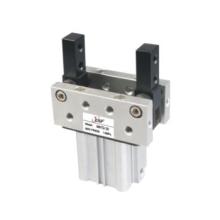 Cilindro neumático de agarre de aire de la serie MHT2 de acción doble SMC Style