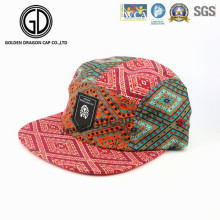 2016 Colorful Great Design Trendy Hat Cool Camper Snapback Cap