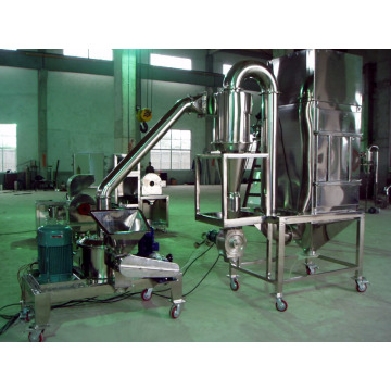 Grinding Machine used in Allyl Resin