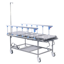 Cama eléctrica de la UCI del hospital de la función ajustable de la barandilla del ABS de alta calidad mejor con mejores ventas