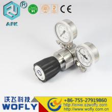 Regulador de pressão de gás de oxigênio regulador de cilindro