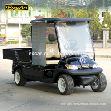 Electric utility Cart 48V 2 seats Electric Golf Cart buggy with Cargo Box