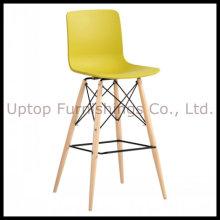 Деревянная пластичная нога Эймс барный стул (СП-UBC246)