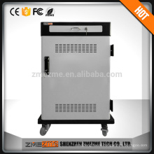 2017 ZMEZME ipad/laptop/tablet charging cart/cabinet/trolley in office/school furniture