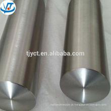Barra redonda de aço inoxidável brilhante / preta de TMT AISI 304