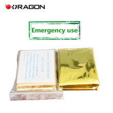 DW-EB01 Couverture de papier d'argent d'urgence