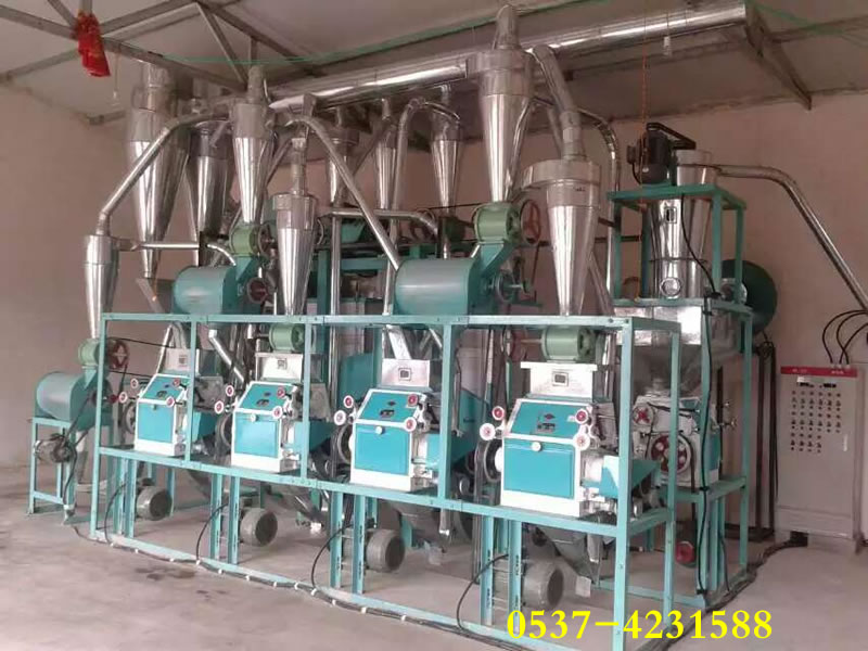 6F-15 flour milling machine