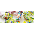 Horizontale automatische Fluss-harte Süßigkeits-Verpackungsmaschine