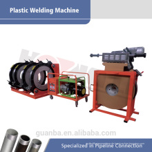Hydraulische automatische Kunststoffrohre Schweißmaschinen