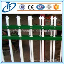 Garrison Garden Fence/Cheap Galvanized Garrison Fence/Steel Fencing