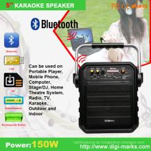 Hoher Preis hochwertiger drahtloser tragbarer Mini Bluetooth Lautsprecher