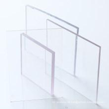 Acrylglas, Polycarbonat-Massivplatte, Kompaktplatte für Dachfenster