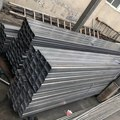 PIPE SQUARE SS201 40 x 40 x 6000 mm # 1 mm