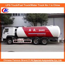 10tons 20m2 LPG Mini Gas Plant Refilling Bobtail Truck