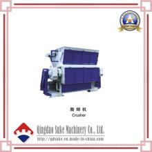 Equipo auxiliar de la máquina trituradora de plástico