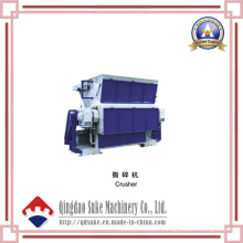Équipement auxiliaire de machine de broyeur en plastique