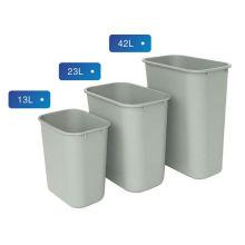 Quadratischer Mülleimer für Klein / Mittel / Groß