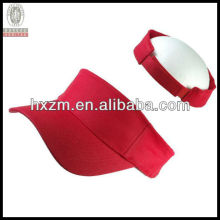 plain golf sun visor