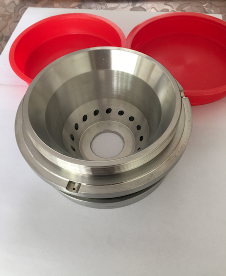 Stainless Steel Cnc Machining Elbow Nipple