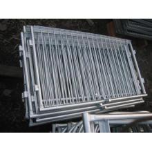 Zaunplatte aus PVC oder galvanisiertem beschichtetem Zaun (SL71)