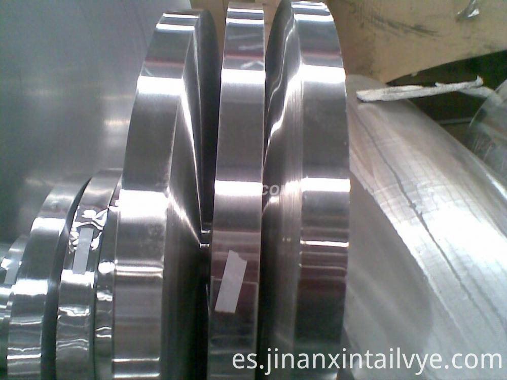 Aluminum Strip for Aircraft Fuel Tank