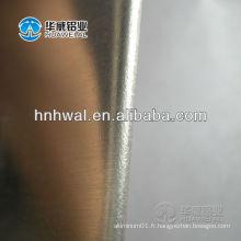 Fil en chanfrein Bande d'aluminium enroulement de transformateur