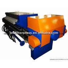 Automatische / halbautomatische Membran-Membran-Filterpresse Entworfen von Leo Filter Press