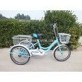 Pliage d'aluminium alliage Tricycle adulte