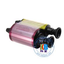 Подлинная оригинальная цветная лента Ymcko R3011c для первичного принтера Pebble 4 для смарт-карт