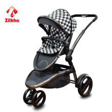 Baby Stoller com Frame + Regular Seat + Two in One + Carseat
