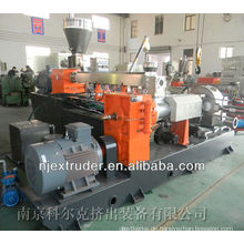 500 ~ 700kg / h PVC-Granuliermaschine / PVC-Kabelgranulat Produktionslinie