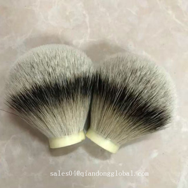 Silvertip Badger Hair Knot
