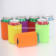 Iklan Folding Neoprene Can Cooler Sleeve