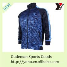 Survêtement de football de style de mode pour les hommes, jersey de football confortable avec des manches longues, vêtements de sport bon marché