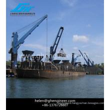 Hydraulic Straight Boom Marine Crane