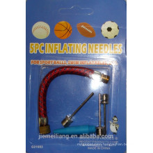 Air Inflating Needle Set for balls with AAAAA+ quality