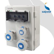 SAIP / SAIPWELL Nouveau boîtier de contrôle de gros boîtier de distribution d'énergie étanche