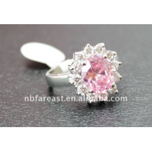 Копируйте кольцо принцессы Дианы с бриллиантом