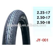 motocicleta 225-17, 250-17, 275-17 neumáticos de carretera