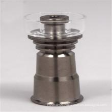 Quartz/Titanium Hybrid Domeless Nail for Wholesale Smoking Tobacco (ES-TN-031)