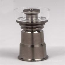 Кварц / титановый гибридный бездонный гвоздь для оптовой продажи табака для курения (ES-TN-031)