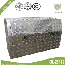 Adjustable Shelf Aluminum Truck Box Dual T Lock