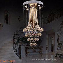 Home decoration modern lamparas de techo used chandelier pendant light lighting 92040
