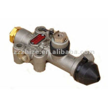 Bus air suspension levelling valve for Yutong, Higer and Kinglong bus